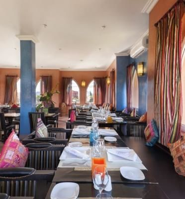 Hotel Sultana Royal Golf – Restaurant